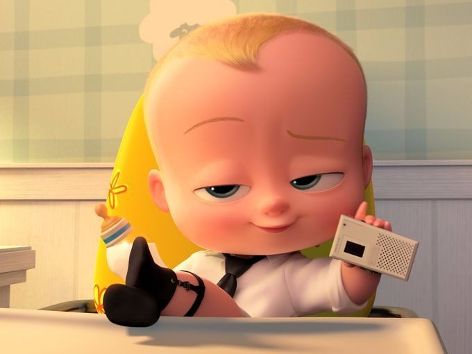 The Boss Baby | Baton Rouge Parents Magazine